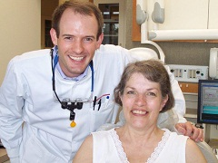 Miriam and Dr. Matt Gietzen