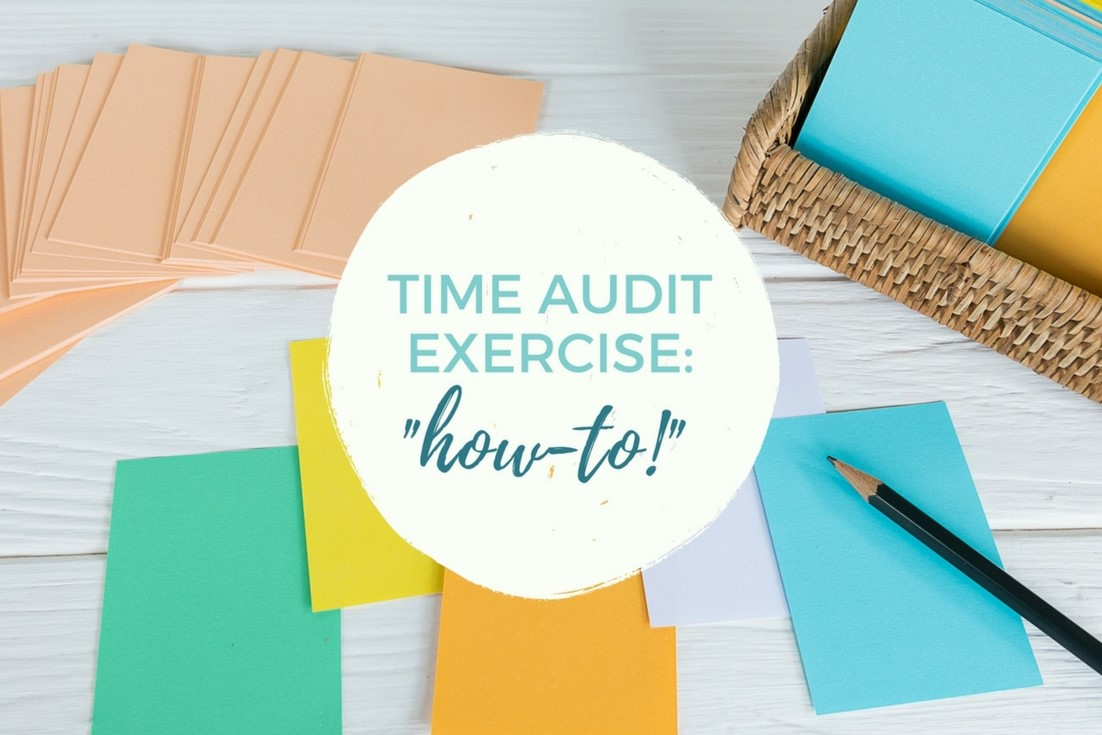time audit exercise instructions