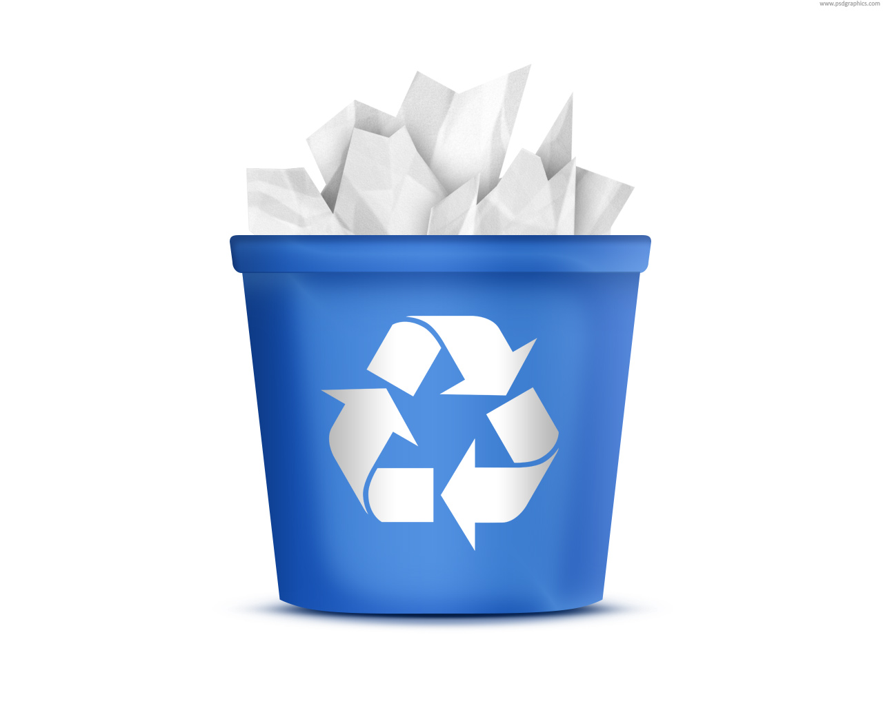 Managing Your Image Recycle Bin