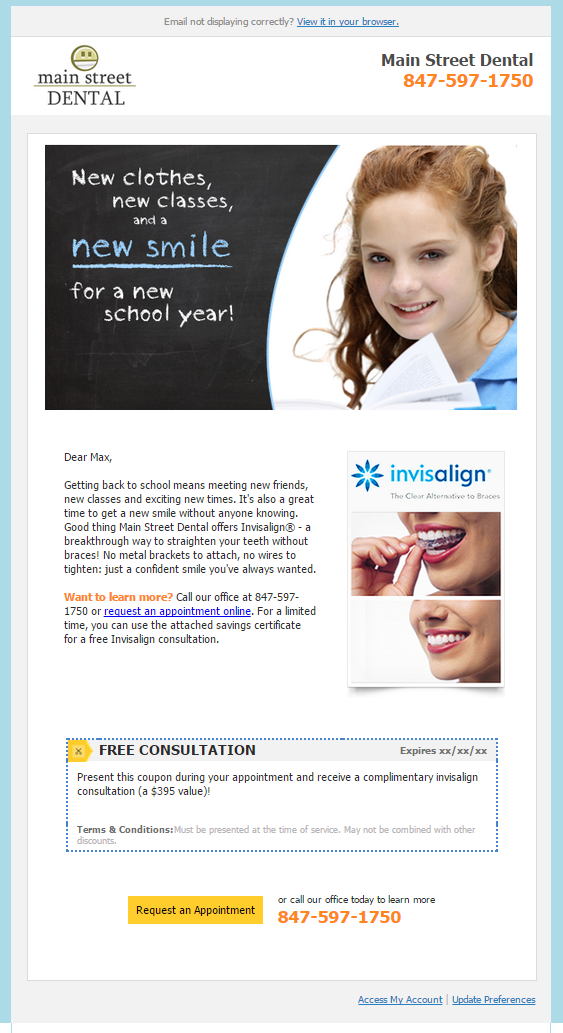 Ortho Campaigns - RevenueWell - Why You Should Market Directly To Your Teenage Patients