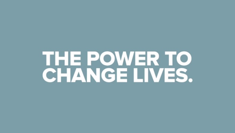 the power to change lives