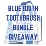 BlueTooth Toothbrush Bundle Giveaway