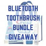 BlueTooth Toothbrush Bundle Giveaway