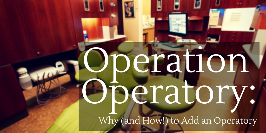 operation operatory: why and how to add an operatory