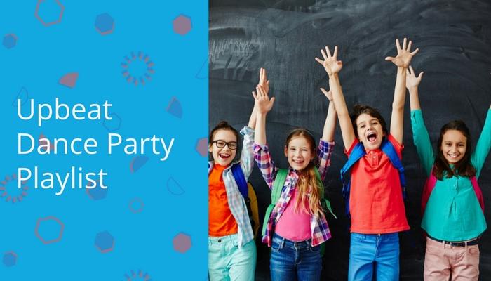 Upbeat Dance Party Playlist