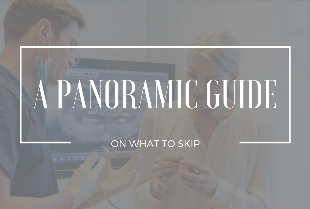 a panoramic guide on what to skip