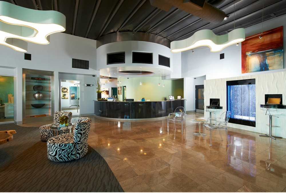 beautiful dental office patterson dental office design