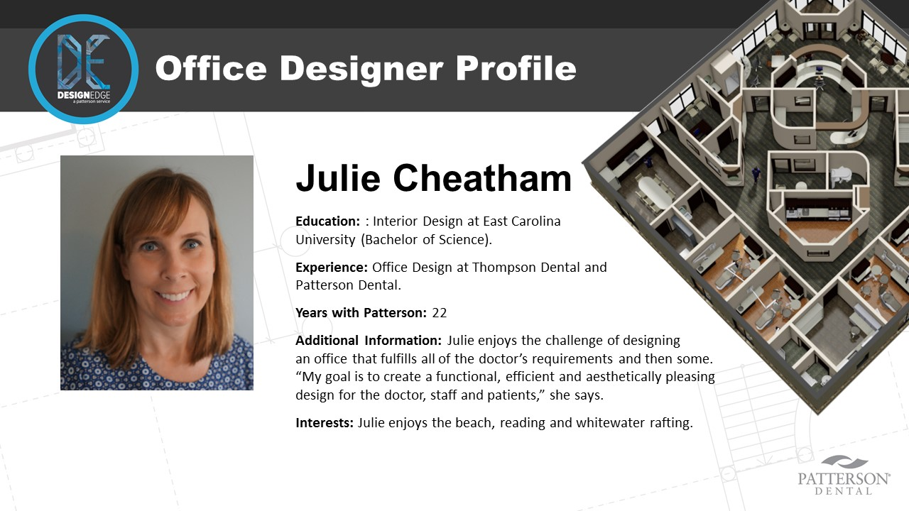 Office Designer Julie Cheatham