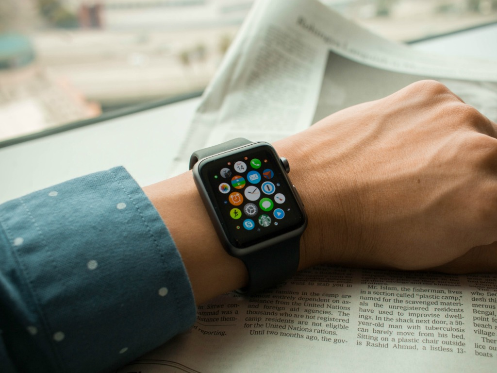 Apple Watch and beyond: The strange history of smartwatches, in pictures