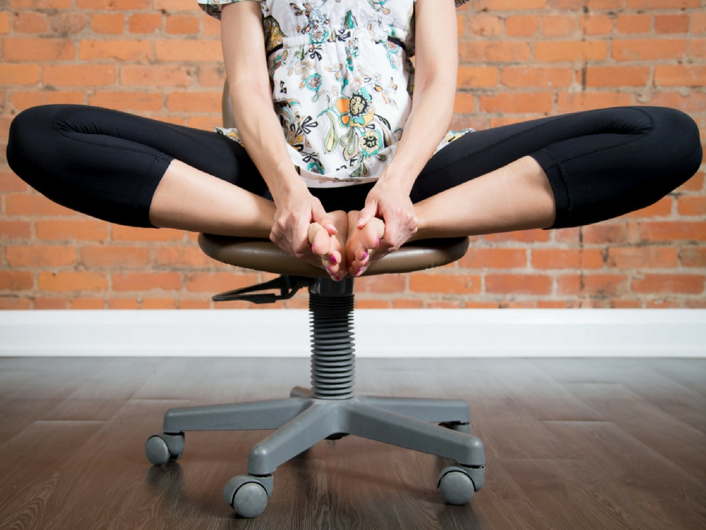 dental chairside stretching
