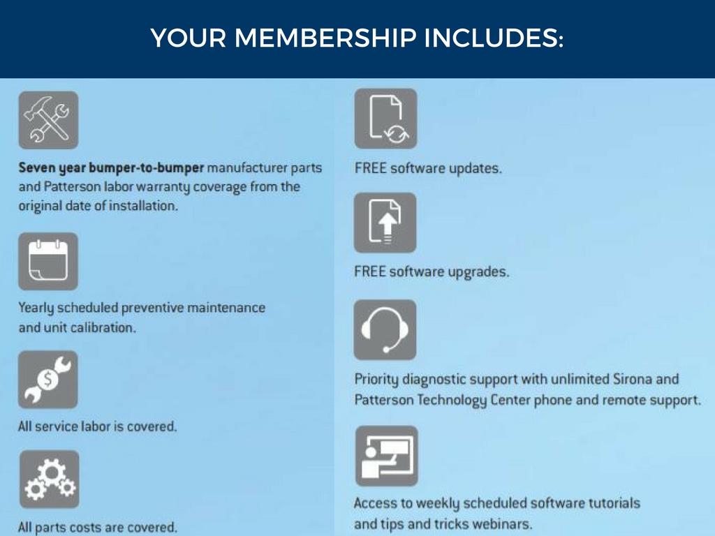3d service club membership benefits