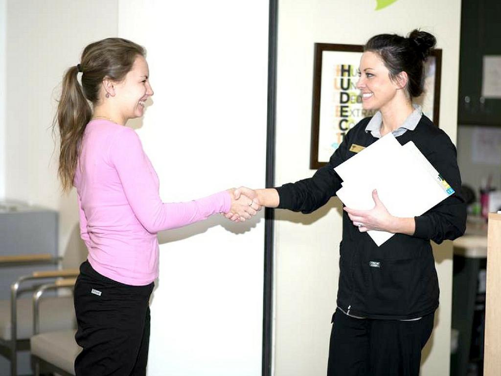 dental job interview