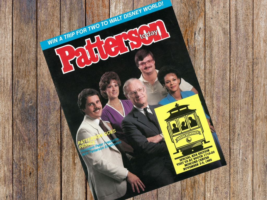 first issue of patterson today
