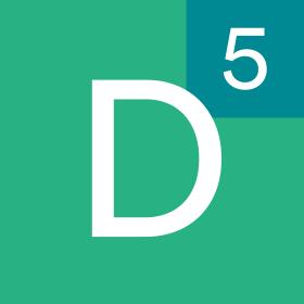 green d5 logo