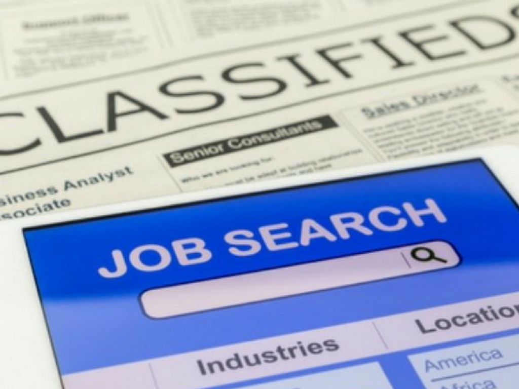 traditional and modern job search