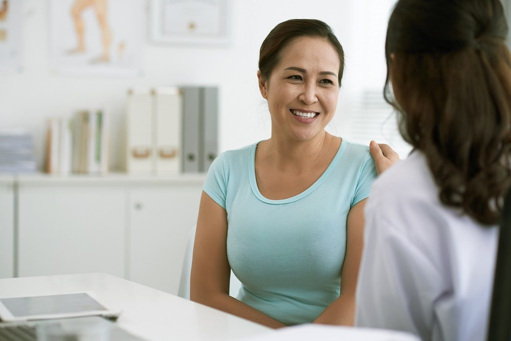 carefully listening to your patients