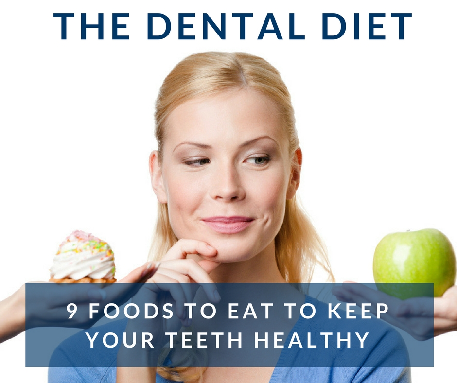 9 foods to eat to keep your teeth healthy