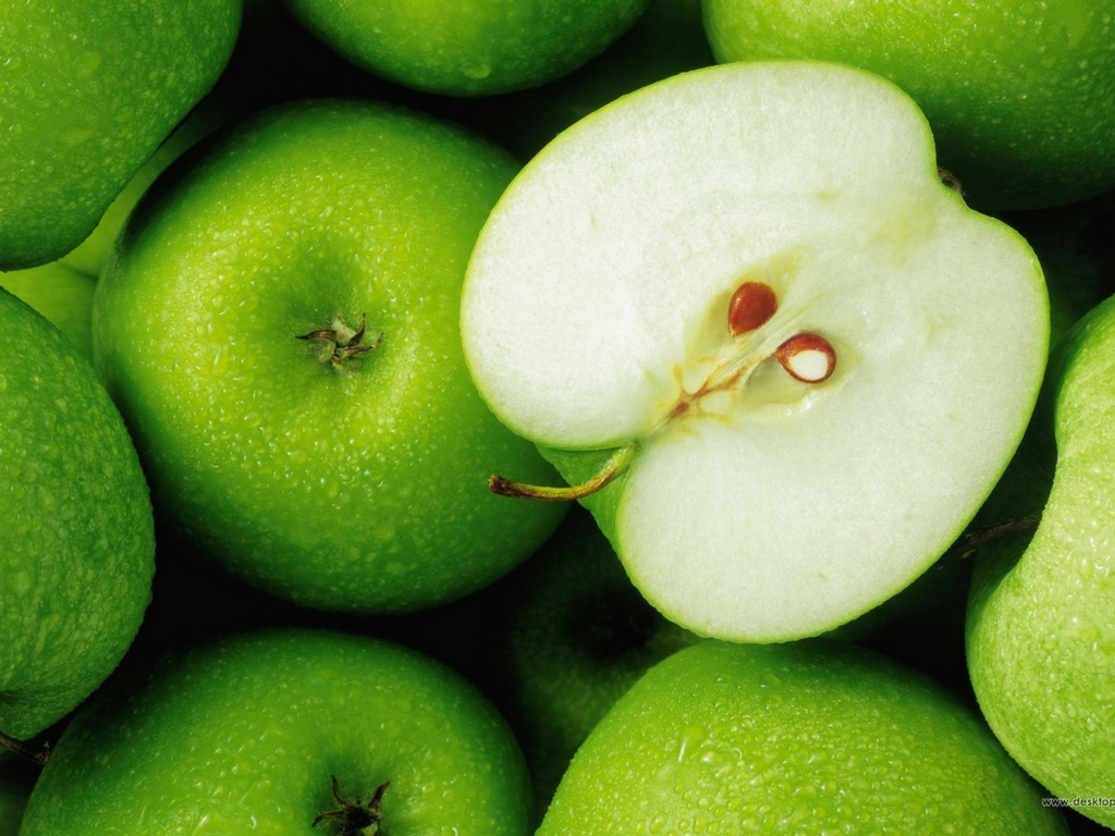 apples are good for your teeth