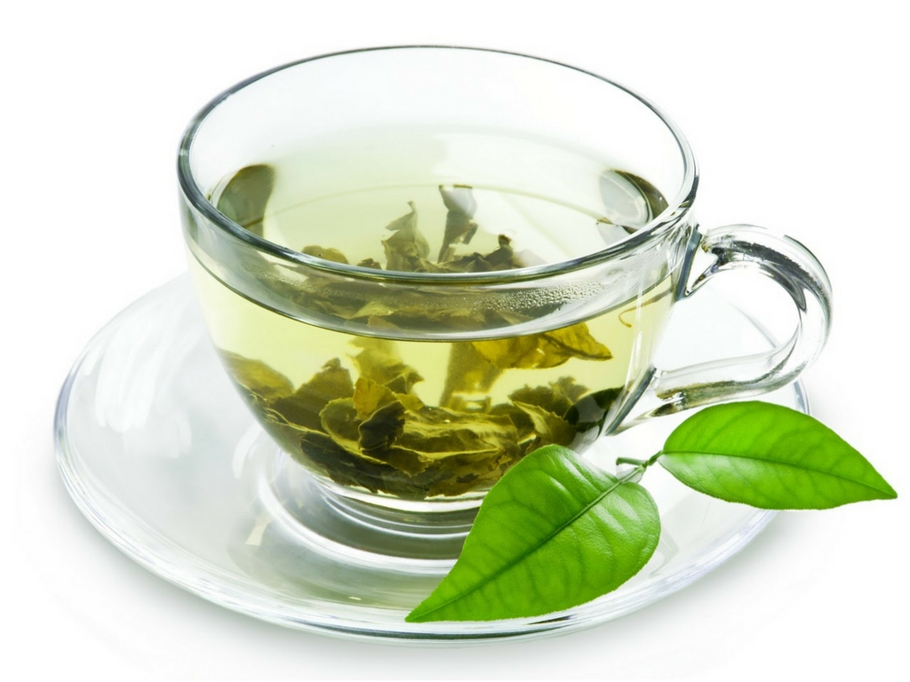 green tea is good for your teeth