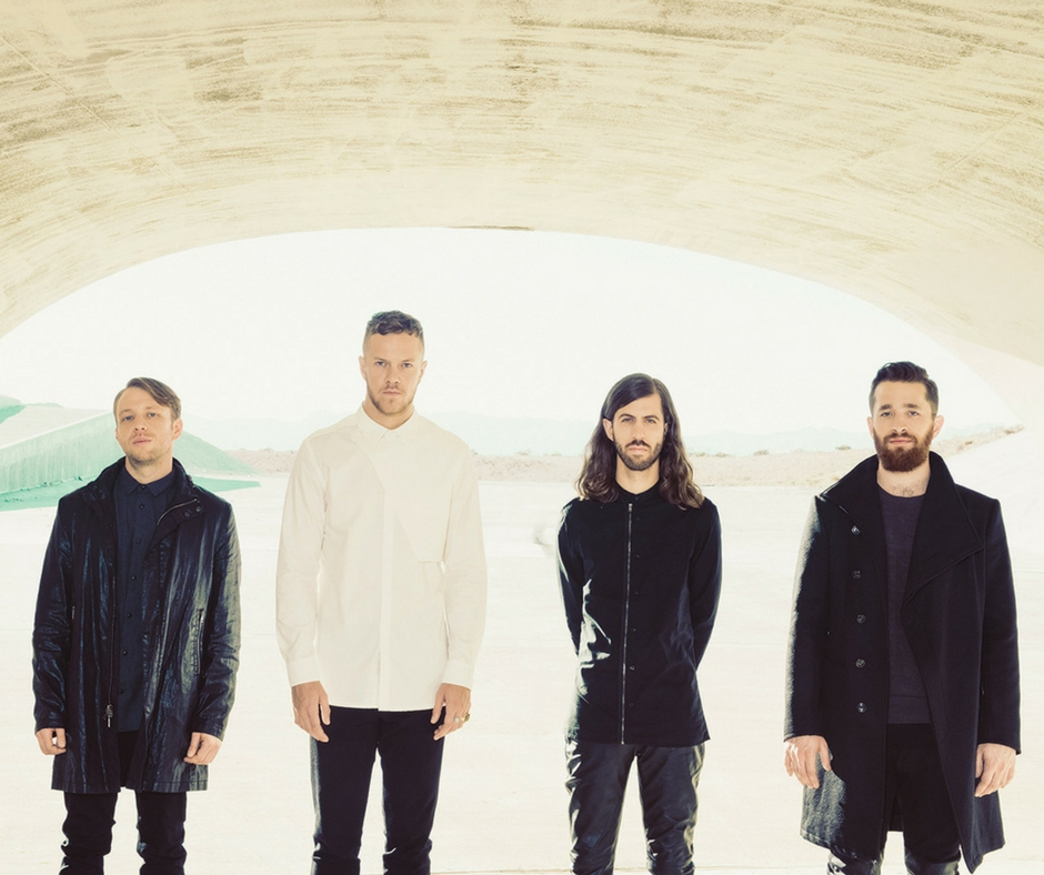 imagine dragons at sironaworld