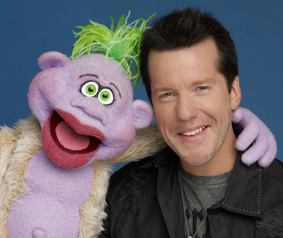 jeff dunham comedian at sironaworld 2017