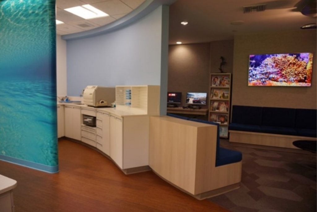 Gorton and Schmohl sterilization center