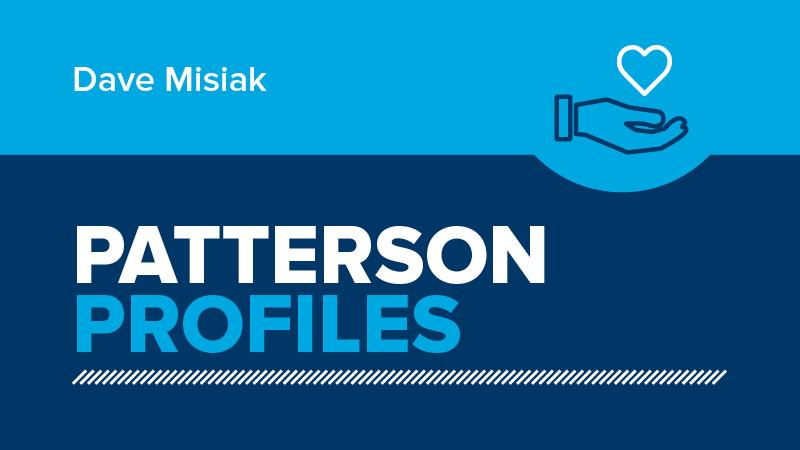 Patterson Profiles Dave Misiak