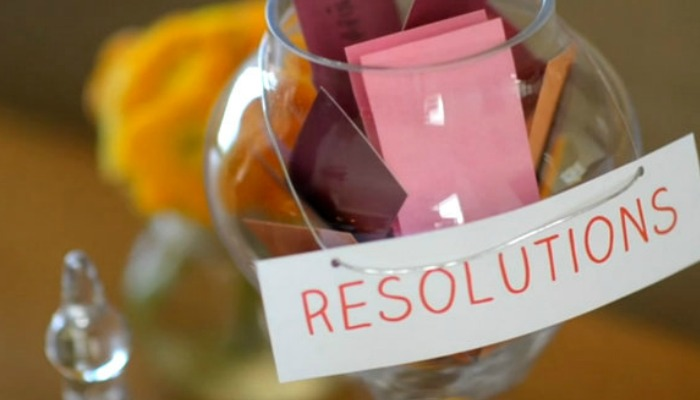 make smarter resolutions