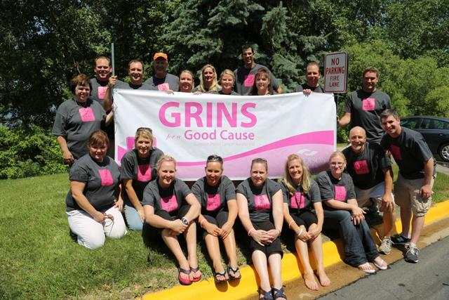 Grins Afternoon Crew