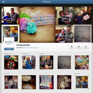 Instagram Marketing - Brad Stutler DDS