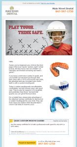Dental Appliance Campaign - RevenueWell