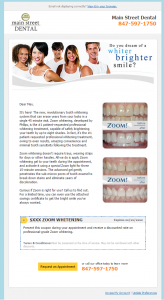 Whitening Campaigns - RevenueWell