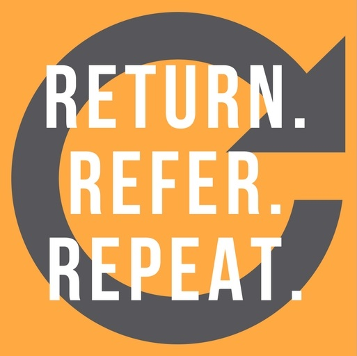 return refer repeat