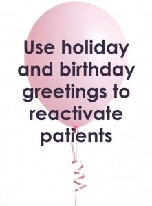 Patient Reactivation - RevenueWell
