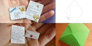 mini tooth fairy letters
