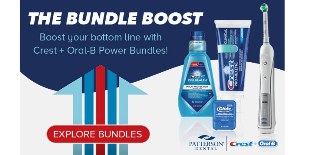 The Crest & Oral-B Power Bundle Boost