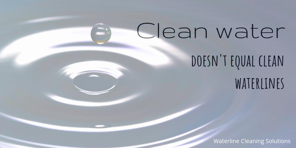 Clean Water Clean Waterlines 2 Waterline Cleaning