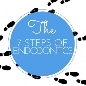 7 steps of endodontics