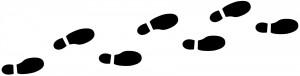 7 footsteps