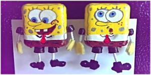 floss spongebob magnets