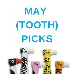 May Tooth Picks Childrens Oral Health Care Products