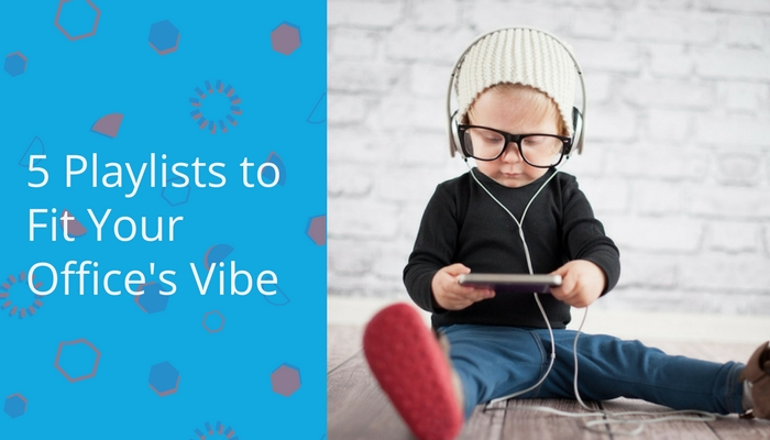 5 Playlists to Fit Your Office's Vibe - Off The Cusp