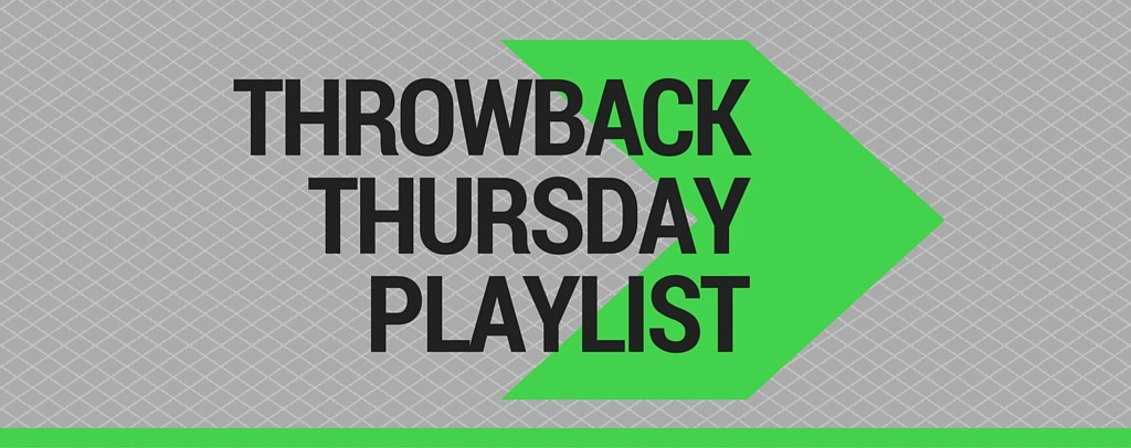 throwback thursday playlist on spotify