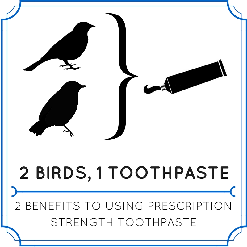 2 birds 1 toothpaste
