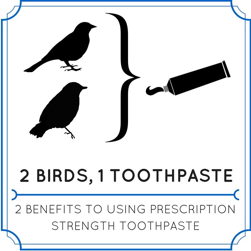 2 birds 1 toothpaste