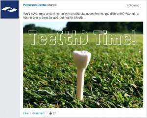 Dental social medi