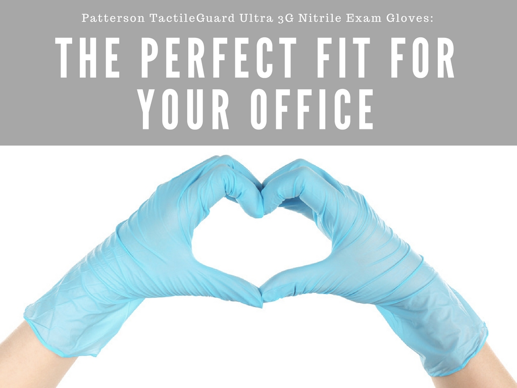 patterson exam gloves: the perfect fit for your office