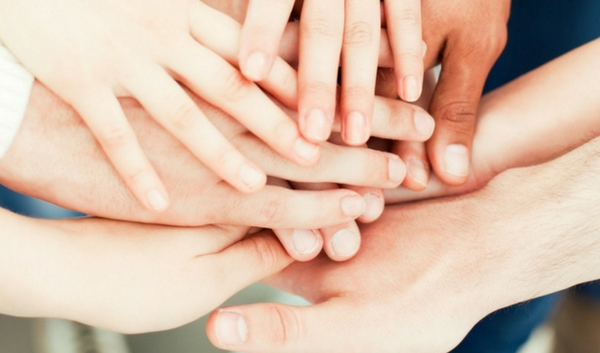 hands in for infection control