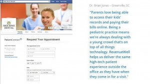 how revenuewell makes patient interactions stand out