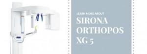 Sirona Orthopos XG 5